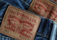Levi Strauss shares surge on first day of Wall Street trading