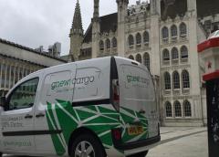 Gnewt makes its ten millionth 'zero-carbon' parcel delivery