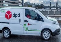DPD grow British EV fleet
