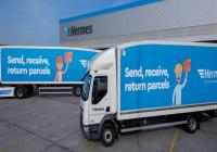 Hermes Creates 10.5k New Jobs Across The UK And Announces £100million Investment